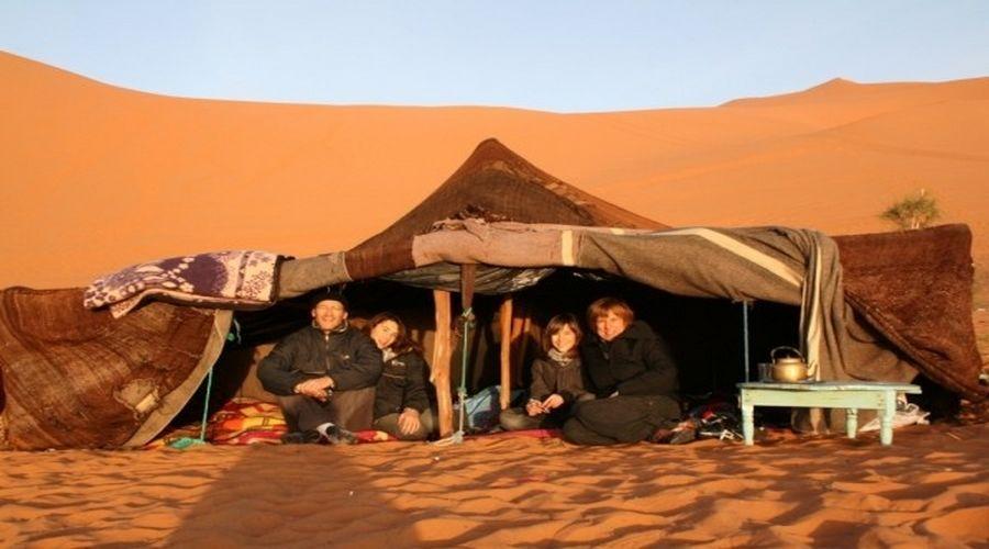 dans Desert Maroc