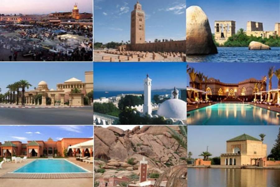 Attractions Touristiques au Maroc