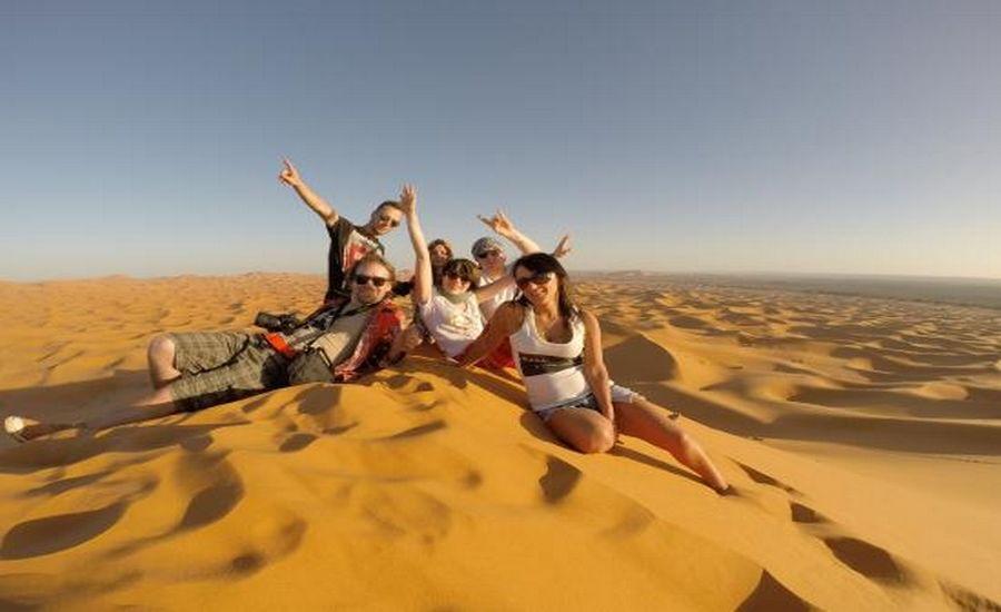 Circuit Maroc en famille