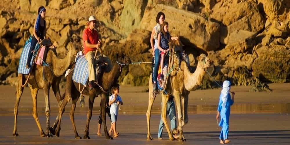 Decouvrir le Maroc en enfants