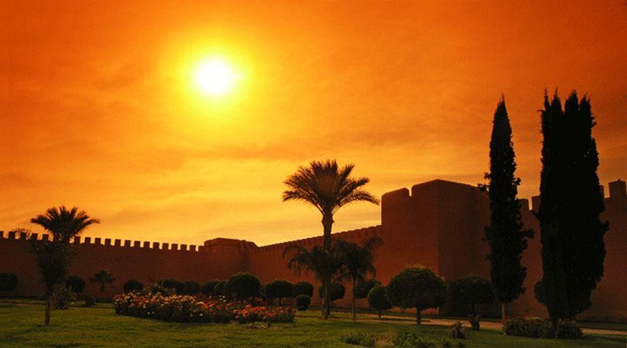 Climat et Météo à Marrakech