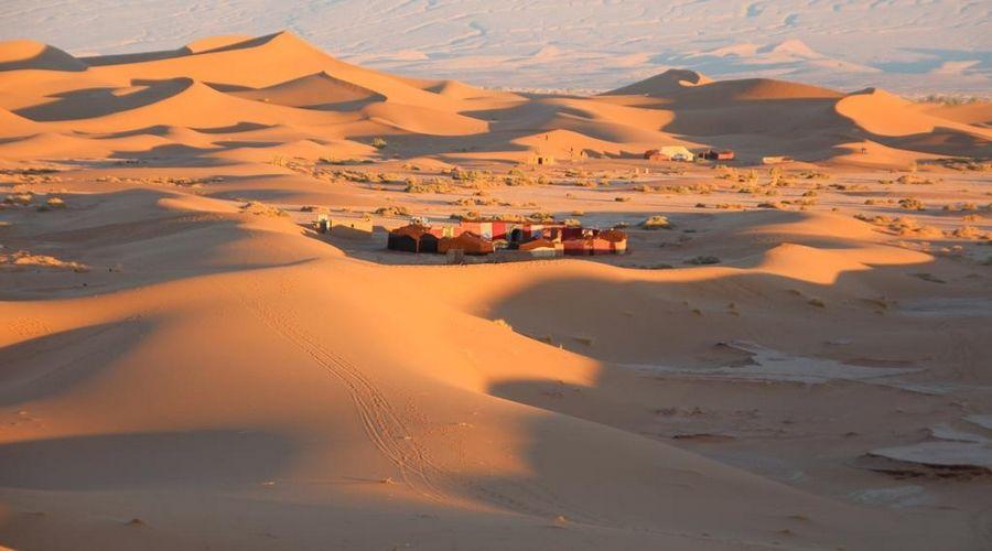 Village de M'hamid Maroc