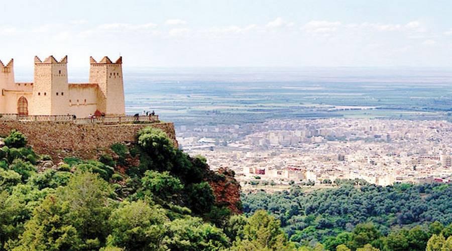 Ville de Beni Mellal Maroc