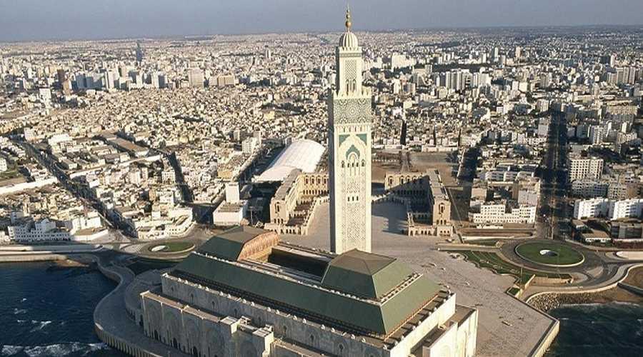 Ville de Casablanca Maroc