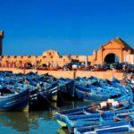 Ville d'Essaouira Maroc