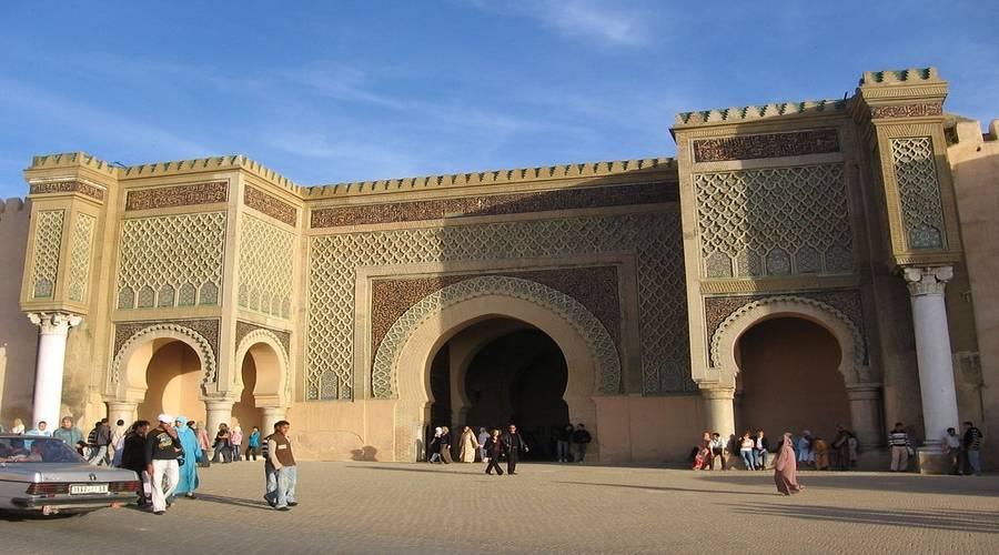 Ville de Meknès Maroc