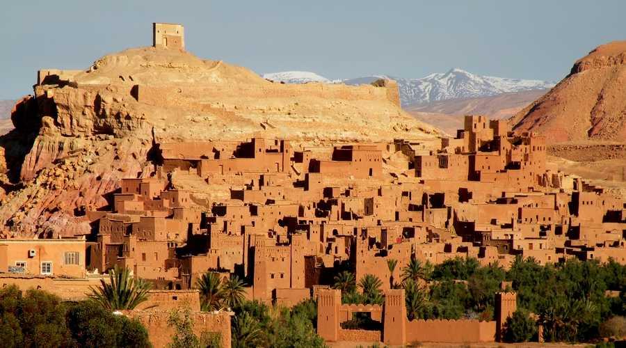 voyage maroc ouarzazate