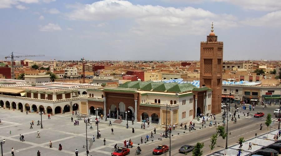 Ville d 39 oujda maroc oujda maroc maroc voyages for Piscine demontable maroc