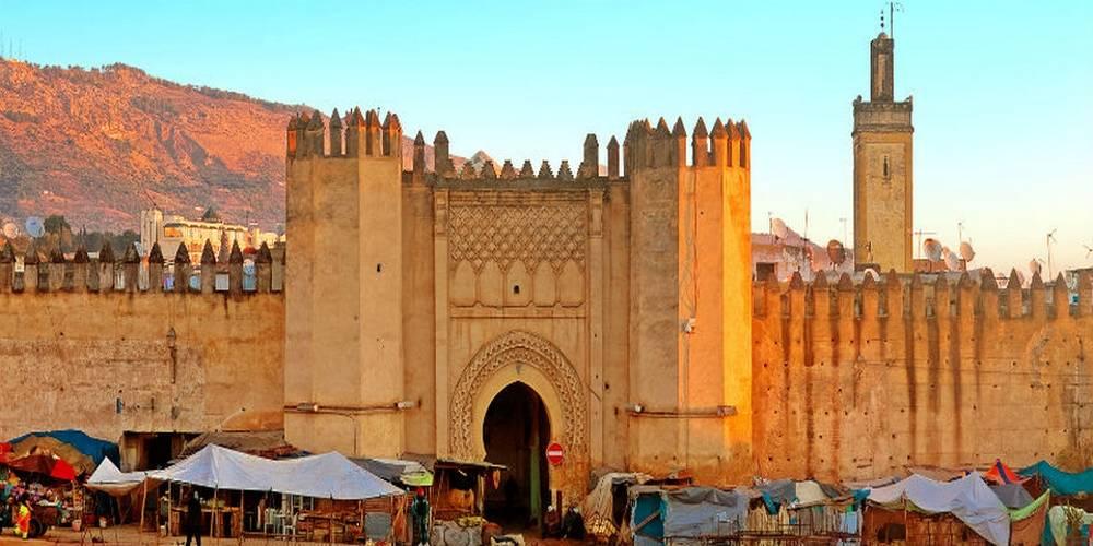 villes impériales maroc