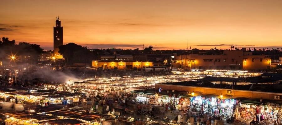 Première fois au Maroc