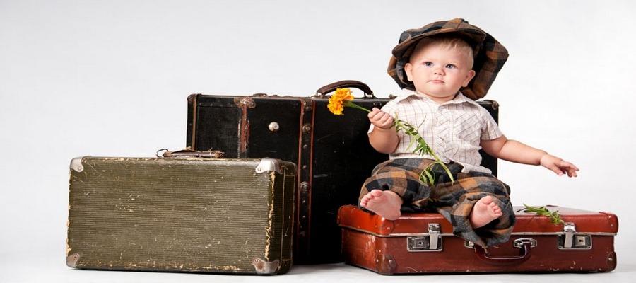 Voyager au Maroc avec bébé
