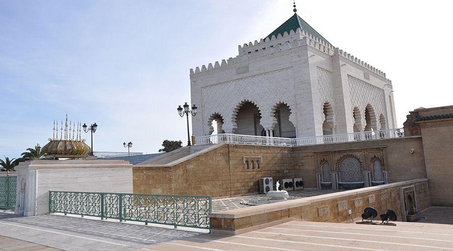 Mausolee-mohammed_V_Rabat_maroc