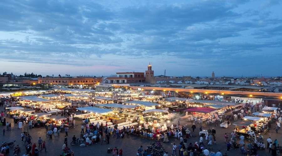Villes et Régions du Maroc