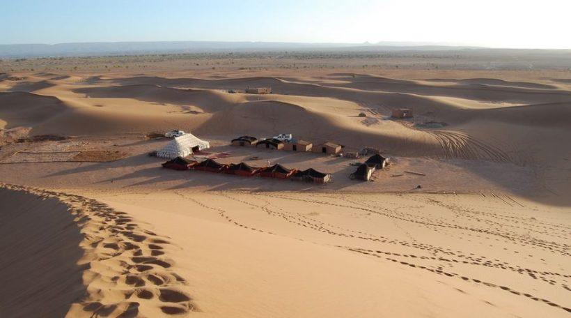 bivouac-desert-maroc