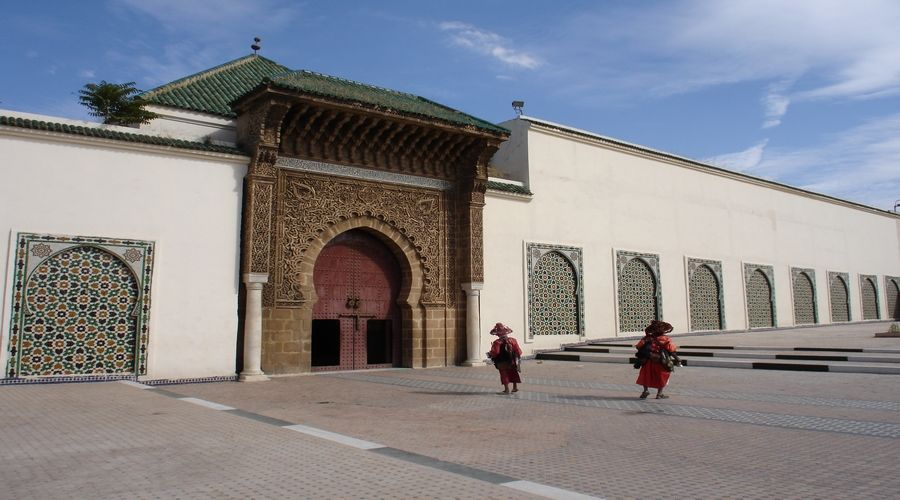 mausolee-moulay ismail-meknes