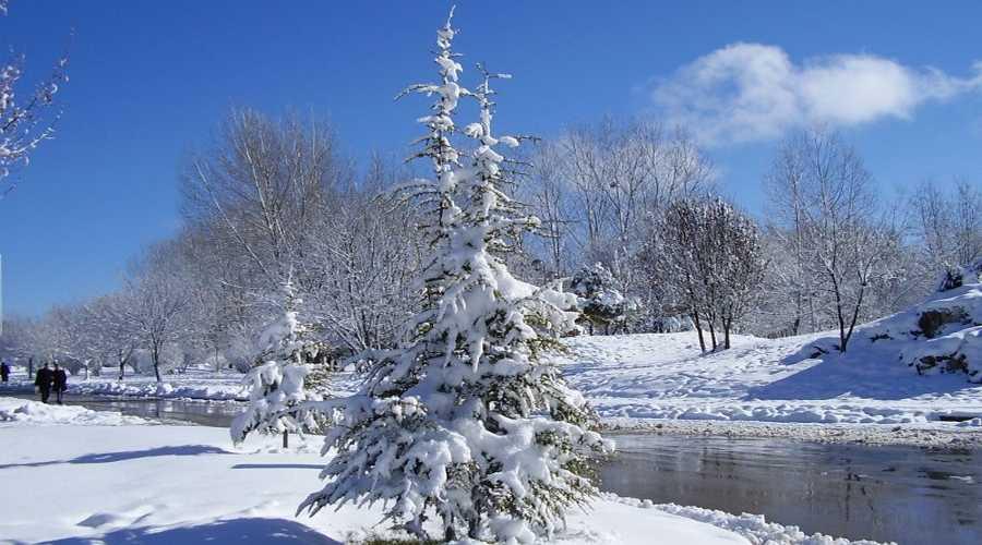 Climat et Météo à Ifran