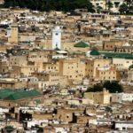 Ville de Fès Maroc