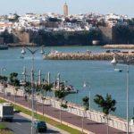 Ville de Rabat Maroc