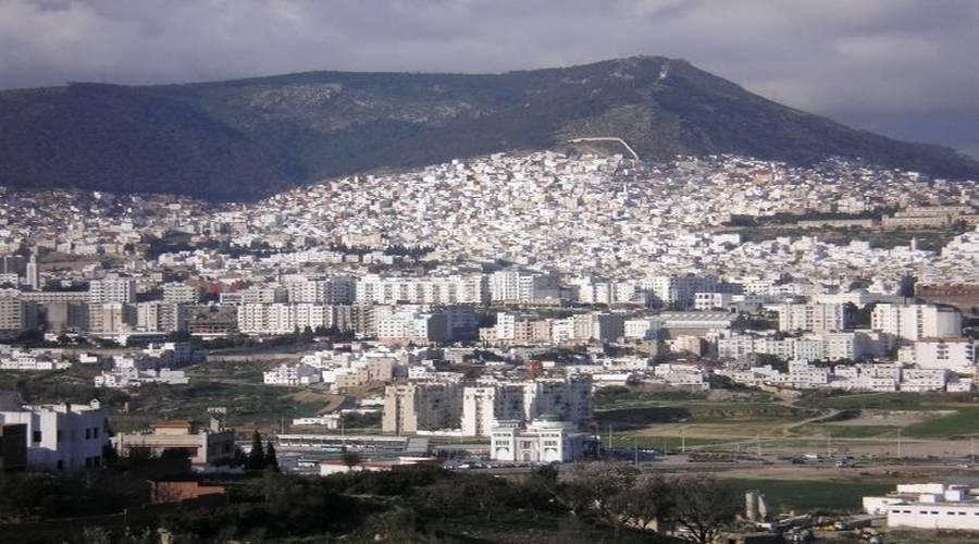Ville de Tetouan Maroc