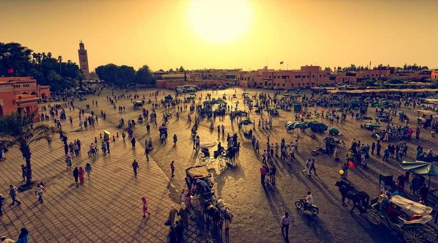 Villes Marocaines