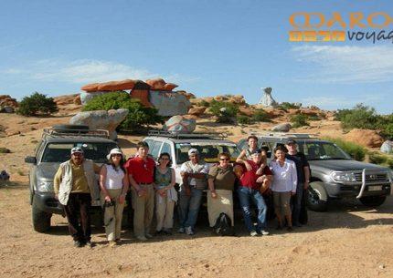 voyage organise maroc
