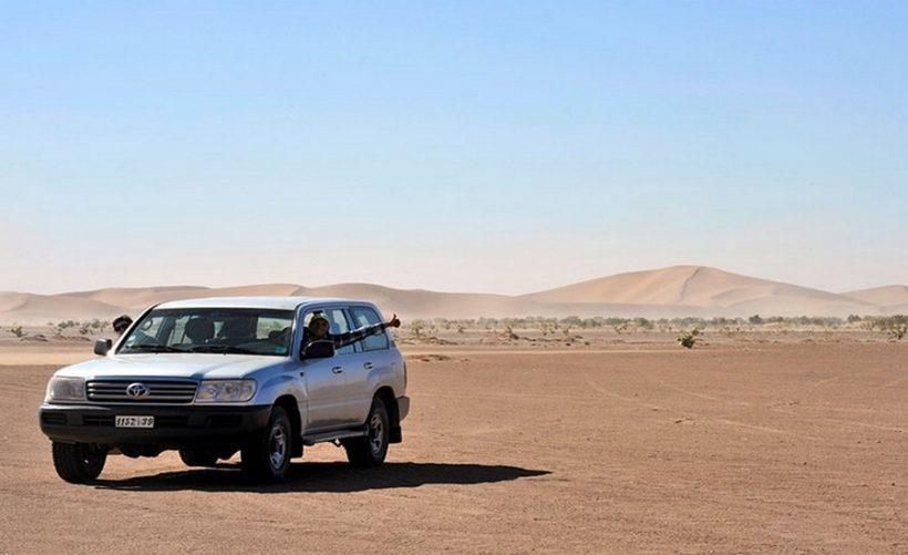weekend 4x4 desert maroc