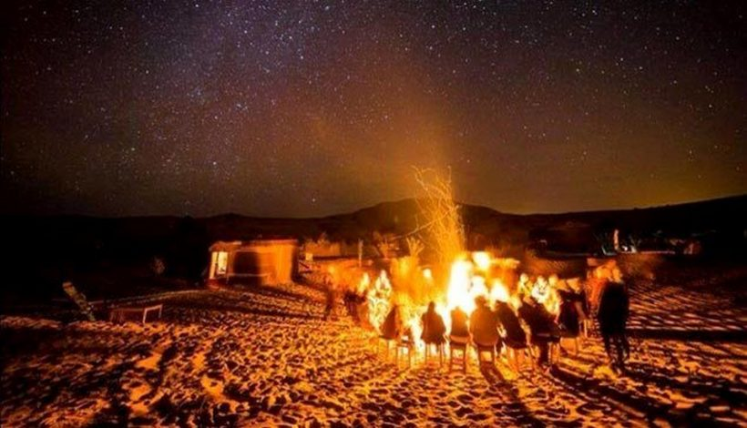 Voyage reveillon maroc