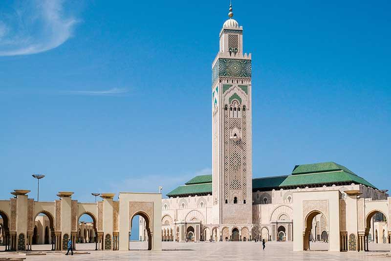 Mosquee Hassan 2 Casablanca Maroc