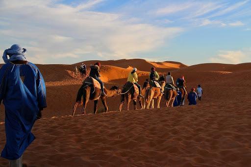 experience desert maroc