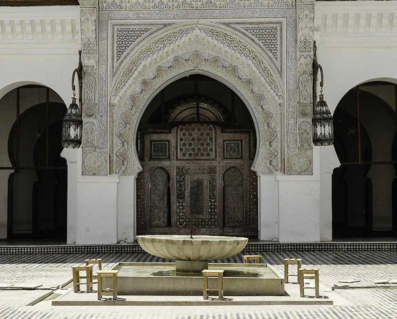 palais fes maroc