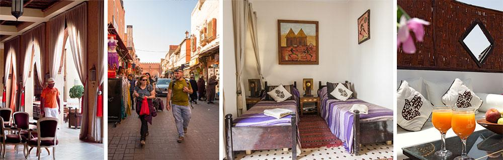 vacances de toussaint au Maroc